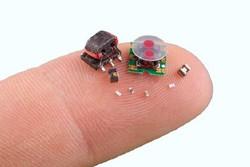 لشگر ربات های مینیاتوری آمریکا شکل می گیرد