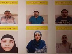 مصر چرچ پر حملوں میں ملوث 6 خودکش حملہ آور گرفتار