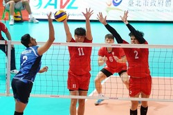 Iran into quarterfinals of world U21 volleyball c'ship
