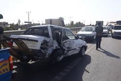 ۴۰ فقره تصادف در جاده های خراسان جنوبی به وقوع پیوست