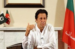 Pakistan's Imran Khan to visit Iran after swearing-in ceremony