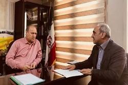 دیدار مدیران استقلال و پرسپولیس با رئیس فدراسیون فوتبال