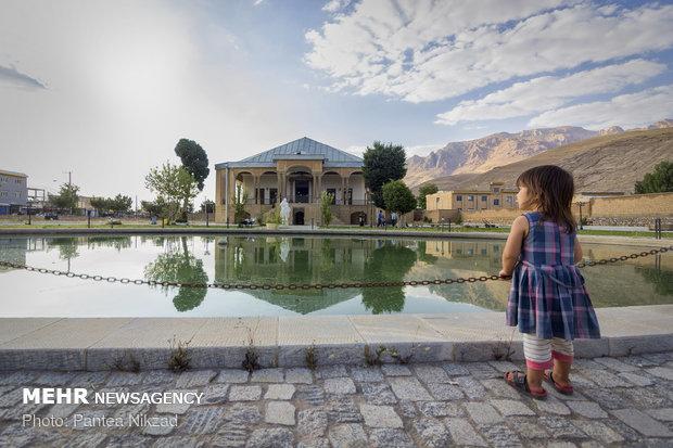قلعه سردار اسعد جونقان