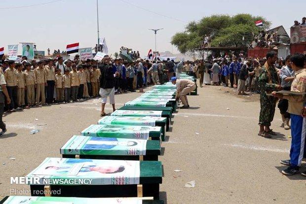 یمن میں 85 ہزار بچے سعودی عرب کے ظلم وستم اور بربریت کا نشانہ بن کر شہید ہوگئے