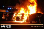 آتش زدن خودرو در سوئد
