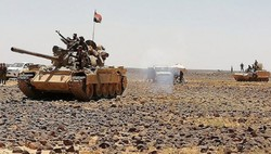 Syrian army continues to approach to ISIL remnants in Sweida desert