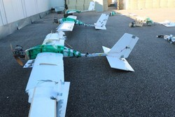 Russian air defenses at Hmeimim Base destroy 16 militant drones in Aug.
