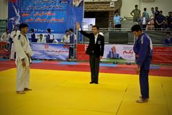 رقابت های قهرمانی جودو در چهارمحال و بختیاری برگزار شد