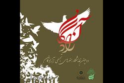 دومین نمایشگاه پوسترهای آزادگان در باغ موزه قصر