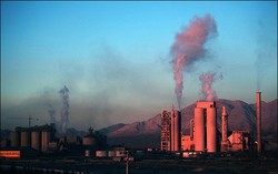 22 polluting industries shut down