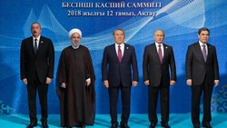 Caspian Sea legal regime: what it means for Iran's oil and gas