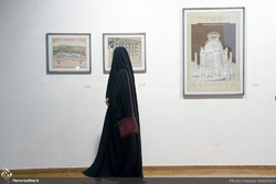 Tehran center showcases designs by Austrian architect Otto Wagner