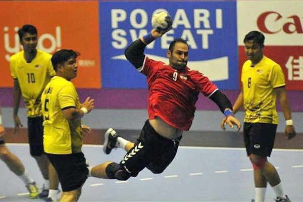 Iran's handball team starts 2018 Asian Games with victory