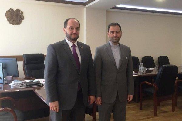 Iran, Armenia to increase nanotechnology cooperation