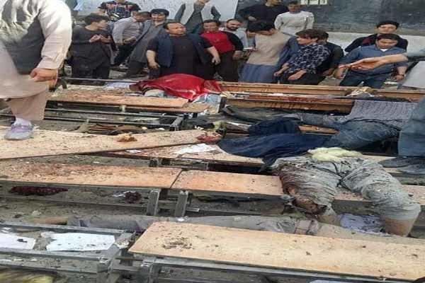 انفجار در مرکز وابسته به شیعیان در کابل/ ۲۵شهید و ۳۵ زخمی