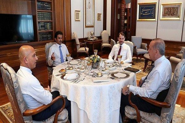 Katar Türkiye'ye 15 milyar Dolar yatırım yapacak