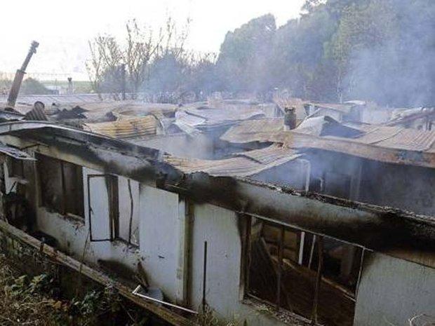 چلی میں بزرگوں کے مرکز ميں آگ لگنے سے 10 خواتنی ہلاک