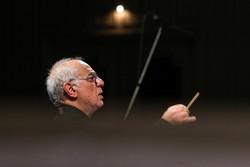 نادر مرتضیپور رهبر مهمان ارکستر ملی شد/ «وداع» در تالار وحدت