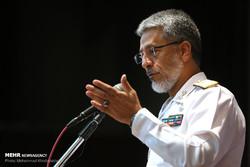 الأدميرال سياري: إيران تساهم في إرساء الأمن ب 30 دولة في العالم