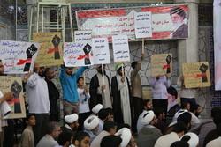 شیطنتی که تجمع طلاب را به حاشیه برد/ روایت ناقص یک عکس