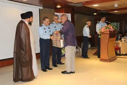 مراسم تجلیل از آزادگان نیروی هوایی ارتش برگزار شد