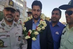 ورود سرباز گروگان گرفته شده به وطن/تولدی دوباره برای خانواده