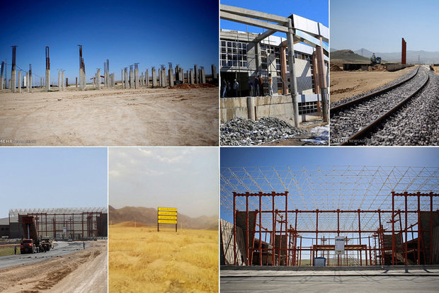 پروژههای نیمهکاره دغدغه مهم  شهر خرمدره است