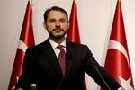 وزیر خزانه داری ترکیه