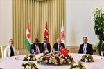 رؤسای مجلس ترکیه و نیجریه