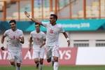 بازیهای آسیایی 2018 - فوتبال ایران و کره شمالی - امیر روستایی