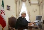 Rouhani condoles Italy on fatal bridge collapse