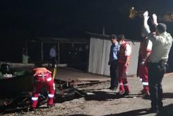 کشف جسد در سد کرج - کراپشده