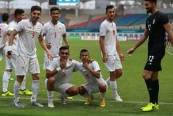 بازیهای آسیایی 2018 - تیم فوتبال ایران - مهدی قائدی
