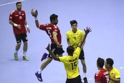 هندبال بازیهای آسیایی جاکارتا - شاهو نصرتی