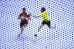 شکست تیم هندبال لارستان برابر نماینده میزبان