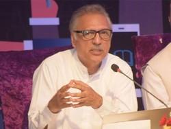 ڈاکٹر عارف علوی پاکستان