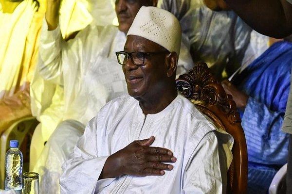 «ابراهیم بوباکار کیتا» ۵ سال دیگر رئیسجمهور کشور مالی ماند