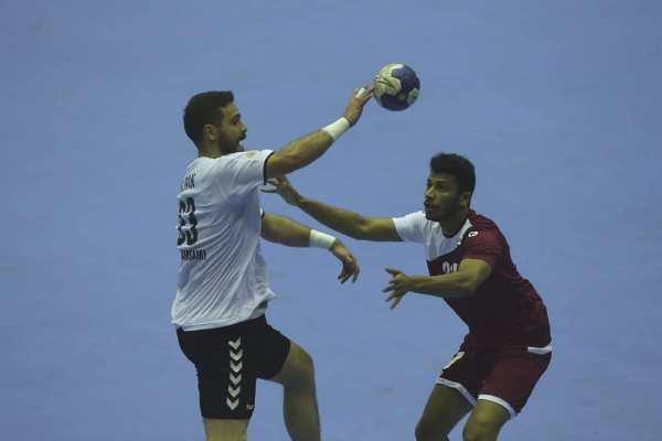 Iran's handball team loses to Qatar in 2018 Asian Games