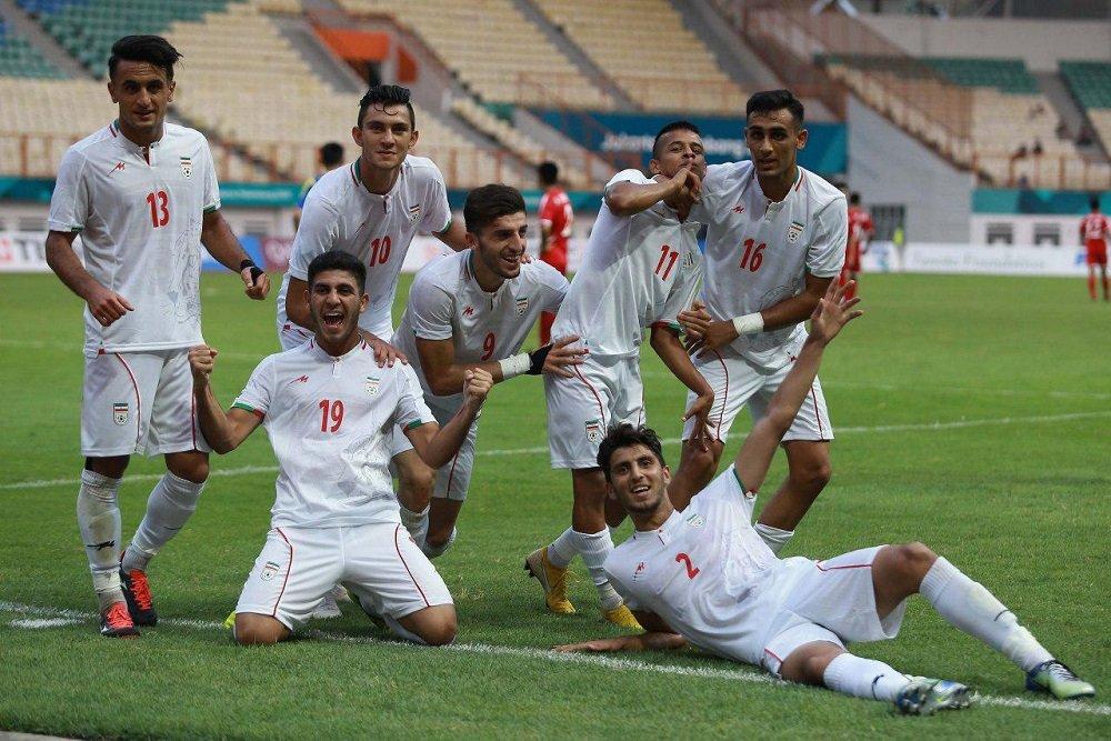 Iran U23 DPR Korea U23