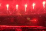 مشعل بازیهای آسیایی اندونزی