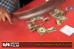 فلم/ ترک قصائی گوشت کے بجائے  ڈالر کاٹ رہا ہے