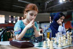 15th Avicenna International Chess Tournament in Hamedan
