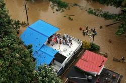 سری لنکا میں طوفانی بارشوں سے 9 افراد ہلاک