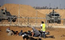 الصحة الفلسطينية :إصابة 40 مواطنا بجراح مختلفة شرق قطاع غزة