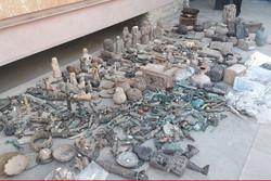 ۷۶۶ قلم شی تقلبی در مخزن موزه ارومیه امحا شد