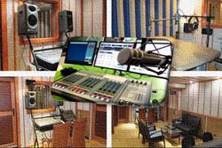 استودیو رادیو