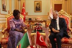 رئیس پارلمان ترکیه