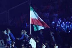 فلم/ ایشیائی کھیلوں کی افتتاحی تقریب اور پریڈ  میں ایرانی قافلہ