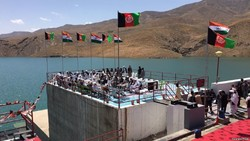 India-Afghanistan's dam