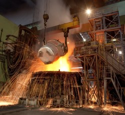 Crude steel production rises 17% in 4 months on year